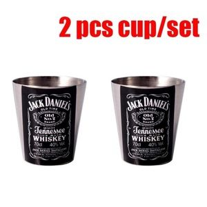 perfect whiskey alcohol cups,mini metal cups